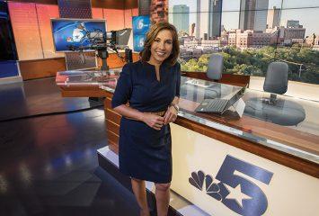 Deborah Ferguson NBC 5, KXAS Ferguson, Deborah Ferguson, NBC 5 news anchors, DFW news leaders